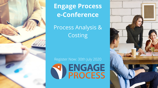 Ad image e-Conference_ Process Analysing & Costing