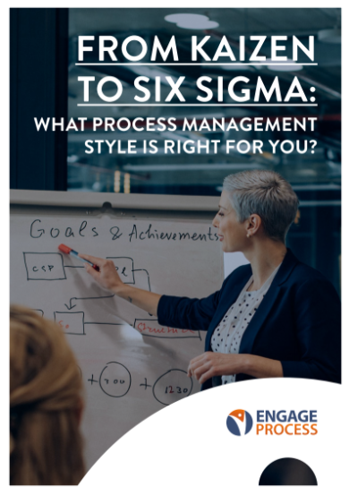 From Kaizen to Six Sigma - what process management style is right for you?